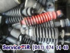 Cabin shock absorber DAF 95XF, used