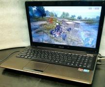 Ігровий ноутбук Asus K52J (core i7, 8 гіг, потужна відеокарта)