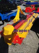 PI mulcher - shredder residues of sunflower, maize