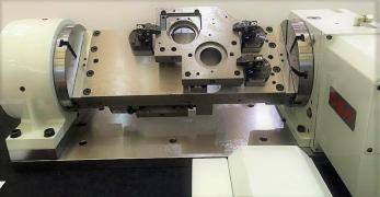 Rotary table GSA. Tilting rotary tables