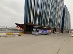 Щоденні поїздки Алчевськ Москва (автовокзал) Інтербус