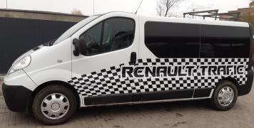 Терміново продам RENAULT TRAFIC - 9.700 у.о